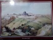 Postcard of Jerusalem