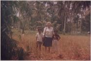 Mom in Indonesia